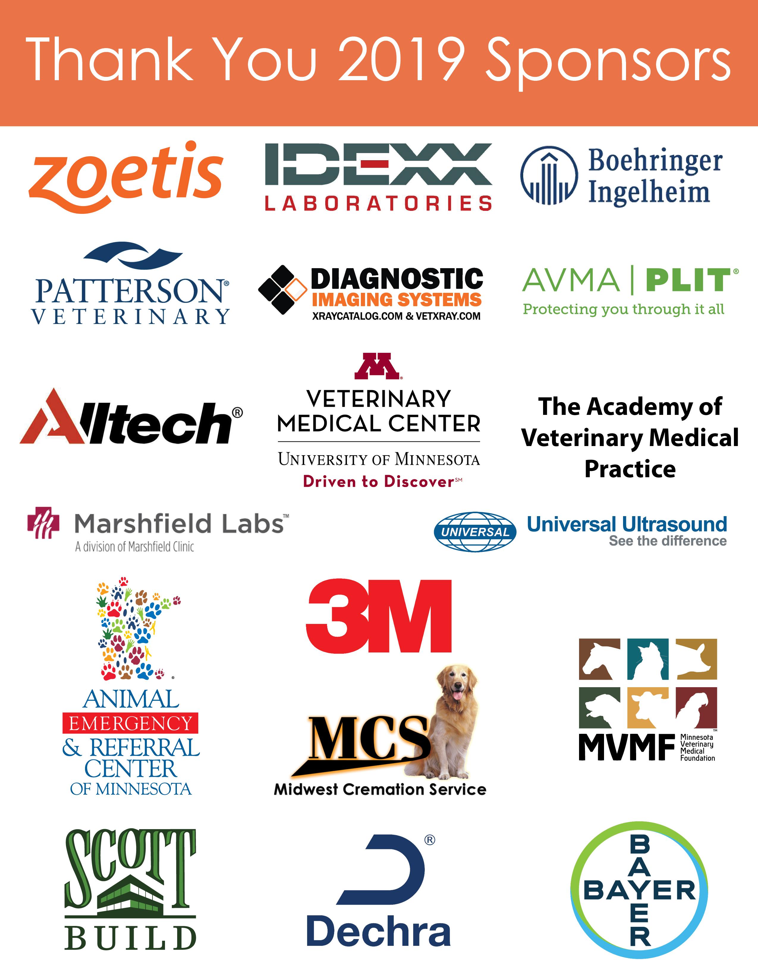 122nd Annual Meeting Sponsors